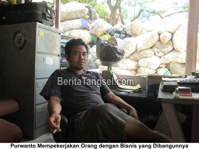 Putra Ngawi Yang Sukses Berbisnis Usaha Barang Bekas Di Tangsel Bisnis